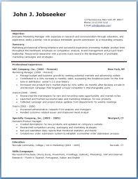 Resume Template Download Free Microsoft Word Mesmerizing free downloadable resume template llun