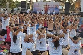 yoga international yoga day united nations india