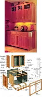 kitchen furniture plans. Kitchen Cabinets Plans - Furniture And Projects Kitchen Furniture Plans T