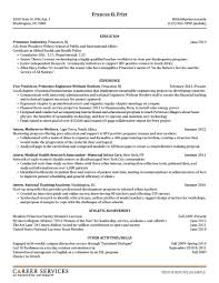 Project Manager Resume Templates Free Best of Public Relations Cover Letter Corporate Trainer Resume Objective
