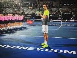 Фотогалерея Федерация тенниса России 13 января Даниил Медведев выиграл в Сиднее свой первый в карьере титул на турнирах АТР