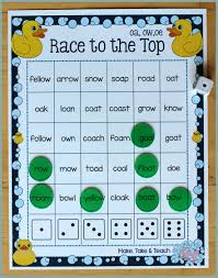Free, printable phonics worksheets to develop strong language skills. Activities For Teaching The Oa Ow Oe Digraphs Make Take Teach