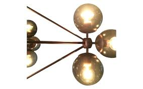 possini euro design 15 light glass orbs ceiling