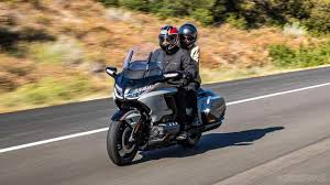 The honda gold wing is a series of touring motorcycles manufactured by honda. Honda Gold Wing Gets Comfort Updates For 2021 Autodevot