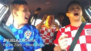 Croatia Soccer Songs - YouTube