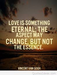 Love Is Eternal Quotes