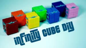 infinity cube. infinity cube diy - lego tutorial
