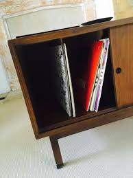 ... Lane LP Record Album Storage Cabinet - 2 ...