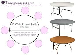 what size tablecloth for 60 inch round table what size tablecloth for round table inside what