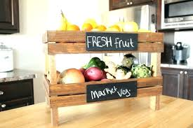 kitchen countertop storage ideas fruit basket kitchen counter storage solutions awesome fruit ideas 2 tier fruit
