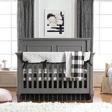 gray and white baby bedding chevron uk navy