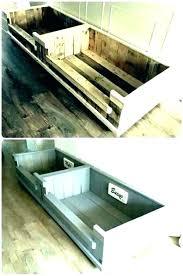 wooden pet bed dog bed wood wooden pet raised beds medium size of cat luxury plans wooden pet bed