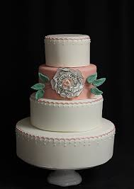 elegant wedding cakes oakleaf cakes bake shop