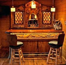 rustic wine barrel table bar home room cellar furniture rustic wine barrel