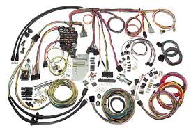 1955 1956 chevrolet passenger american autowire 1955 Chevy Horn Wiring complete wiring kit 1955 56 chevy 1955 chevy horn ring installation
