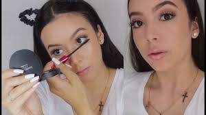 one brand makeup tutorial bareminerals monique lynn natural glam makeup