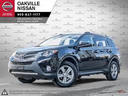 2014 Toyota Rav4 for sale in Oakville
