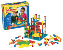 Best Toys 4 Toddlers - Lauri\u0027s Tall Stacker is an ideal first construction toy for your Top 10 Educational 3 Year Olds