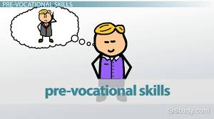 What are Pre-Vocational Skills? - Video & Lesson Transcript ...