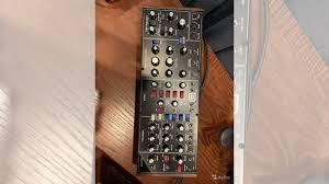 Аналоговый <b>синтезатор Behringer Model D</b> купить в Самарской ...
