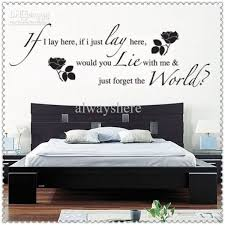 Bedroom Wall Quotes Awesome Bedroom Wall Quotes Rafael Martinez
