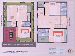 15 new east facing duplex house plans as per vastu pics