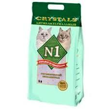 №<b>1 Crystals Антибактериальный</b> впитывающий силикагелевый ...