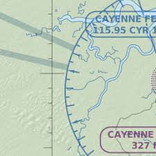 Soca Airport Charts Soca Cayenne Rochambeau