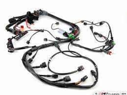 genuine volkswagen audi 8e1971072pb engine wiring harness 8e1 engine wiring harness
