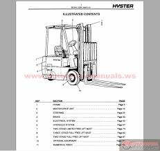 hyster forklift wiring diagram auto electrical wiring diagram toyota forklift wiring diagram pdf efcaviation hyster