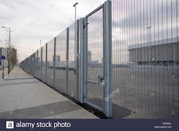 Decorative Security Fencing Security Fencing Stock Photos Security Fencing Stock Images Alamy