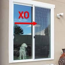dog door sliding glass pet door utah