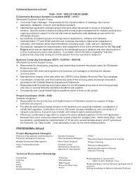It Infrastructure Manager Resume Letsdeliver Co