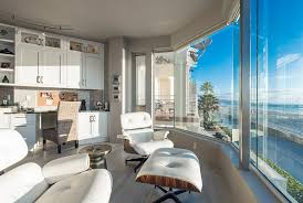 fascinating ocean view home offices designs amazing home offices