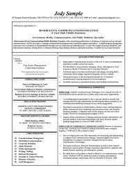Corporate Communication Executive Resume Assistant Principal Resumes