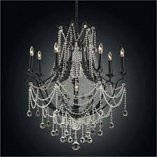 large black chandelier black chandelier light pink brass crystal mini real chandeliers and white ball hanging