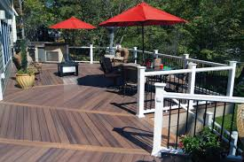 composite deck ideas. Perfect Ideas If You Are Interested In Installing A Trex Composite Deck Onto Your Home  Take Look At The Following 20 Gorgeous Decking Ideas For  Throughout Composite Deck Ideas E