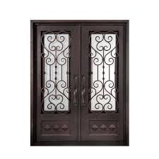 Front Doors types of front doors photographs : Iron Doors - Front Doors - The Home Depot