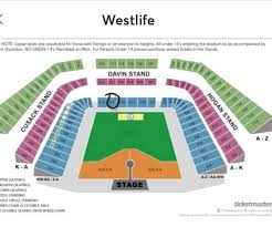 2 Westlife Tickets Croke Park In Coalisland County Tyrone Gumtree