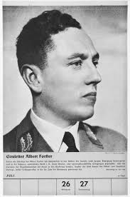 Portrait of Gauleiter Albert Forster. - Collections Search - United States  Holocaust Memorial Museum