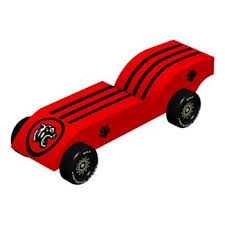 Pinewood Derby Cars Designs Tiger Pinewood Derby 3d Design Plan Instant Download