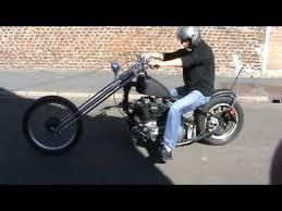 chopper harley davidson youtube