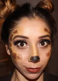 giraffe and bratz doll makeup tutorial easy looks you