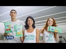 Spot Si con riso, Senza lattosio: Riso Scotti 2019