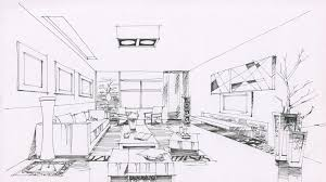 interior design sketches living room. Sketch Living S Hotel Bedroom Study With Popular Interior Design Sketches Room