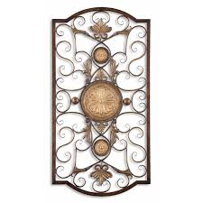 uttermost micayla large metal wall decor hover to zoom