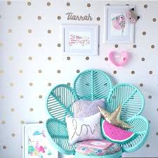 golden wall sticker polka dots rose gold dot wall stickers gold wall stickers ebay  on rose gold wall art ebay with golden wall sticker gold small pattern wall decal baby nursery