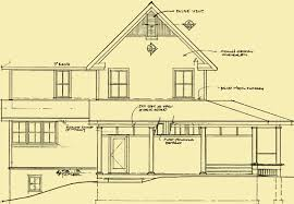 architecture house plans. Brilliant House Side 1 Elevation For Field Of Dreams In Architecture House Plans