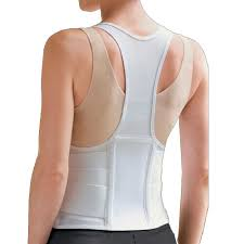 Fla Orthopedic Cincher Women Back Support White XL. #2000XW | FSAstore.com