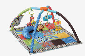 Infantino Twist and Fold Activity Gym 8 Best Baby Play Mats 2018